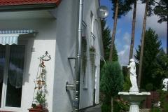 DW mit Hocker-Haus Weiß 2