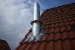 Dachdurchführung 1