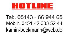 Beckmann Schornsteinbau Hannover